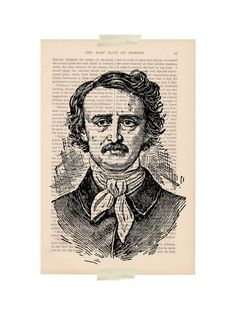 Lend an adult Halloween party a literary flavor by including Edgar Allan Poe themed entertainment or decor. Retro Halloween, Halloween Kunst, Halloween Artwork, Adult Halloween Party, Holidays Halloween, Halloween Crafts, Halloween Queen, Halloween Stuff, Halloween Ideas