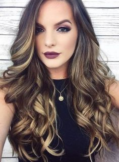 Best fall hair color ideas that must you try 60