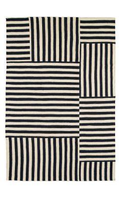 Canyon Striped-Patch Rug - Ralph Lauren Home Indoor - RalphLauren.com