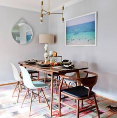 Dining-room established the phase for numerous unique events, so why not produce a deserving background? Locate ideas with these bold dining room paint colors ideas. #diningroom#paint#colors#ideas#kitchen#island#cabinet