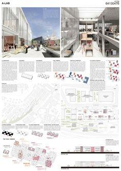 A-LAB porBrian Vargo, Jonas Nielsen & Mathias Palle. Imágenes cortesía de Aarhus School of Architecture.