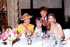 Eric Trump is President-elect Donald Trump's third child with his first wife Ivana Trump.� Caption: Ivana Trump, Eric Trump, her former husband Donald Trump�and her daughter Ivanka Trump in�1998. (Getty) via @AOL_Lifestyle Read more: http://www.aol.com/article/news/2016/11/27/first-family-getting-to-know-eric-trump/21612271/?a_dgi=aolshare_pinterest#fullscreen