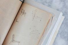 TRUCK FURNITURE sketchbook