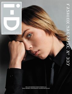 i-D 35th Birthday Issue, photographed by Alasdair McLellan