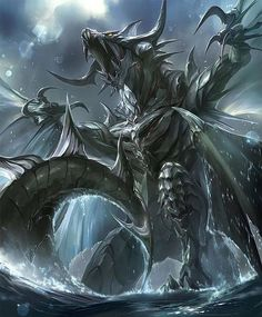 Beautiful pictures of dragons Dragon art and drawings Dark Fantasy Art, Fantasy Artwork, Fantasy World, Final Fantasy, Mythical Creatures Art, Mythological Creatures, Magical Creatures, Fantasy Monster, Monster Art