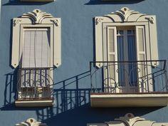 Adoquines y Losetas.: Balcones