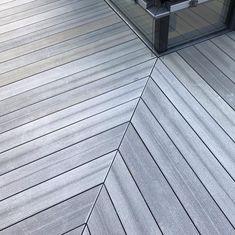 WPC Terrassendiele Megawood massiv braun Komplettset Komplettbausatz 5-78 m²