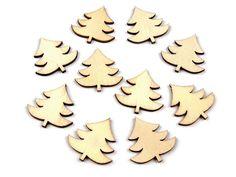 Dřevěný stromek | STOKLASA textilní galanterie