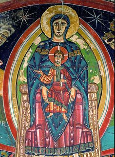 Byzantine Art, Byzantine Icons, Early Christian, Christian Art, Tempera, Eslava, Romanesque Art, Late Middle Ages, Classic Paintings