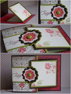 Joy fold card