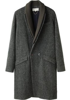 // Harris Tweed Coat by Vanessa Bruno