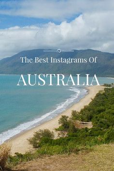 55 times Australia proved it's one of the most instagrammable countries on the planet! www.jetsetbrunettexo.com #australia #instagram #bestofinstagram #travelblog
