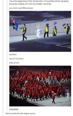 I love in Canada, and funny thing. I don't have maple syrup in my house. Funny Tumblr Posts, My Tumblr, Tumblr Canada Funny, Stupid Funny, The Funny, Canada Memes, Canada Eh, Oui Oui, Hetalia