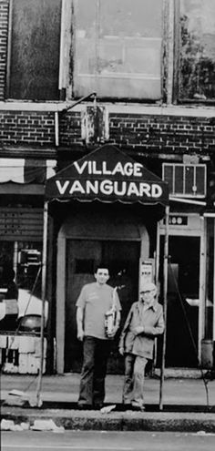 Art Pepper at the Village Vanguard , NYC