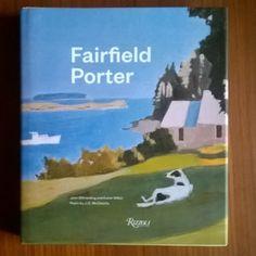 """6 Likes, 2 Comments - Luca Del Baldo (@lucadelbaldopainter) on Instagram: """"Great book on Fairfield Porter…"""""""