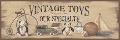 Vintage Toys (Pam Britton)