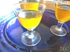 Il Melino!!!Il liquore con i semi di mela di nonna Anita!!!