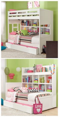 Bunk Bed Or Captain Bookcase