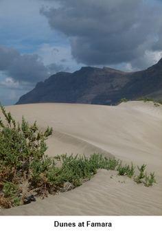 Dunes at Famara