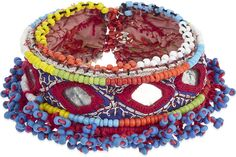 BOMBAY ELECTRIC Rabari cuff