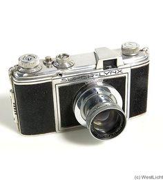 Pontiac (MFAP): Super Lynx II camera