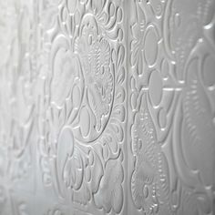 Genevieve Benett - we love your etched leather work