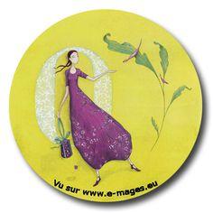Marque - e-mages - La carterie d art Art And Illustration, Illustrations, Art Fantaisiste, Ballerina Silhouette, Art Carte, Atelier D Art, Doodle Sketch, Art Moderne, French Artists