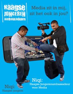 Haagse Jongerenambasadeurs * www.haagsejongerenambassadeurs.nl * by Alan Bredenhorst   125Procent