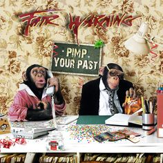 """SPV GmbH / Steamhammer => Fair Warning release """"Pimp Your Past""""!  If anybody really needed additional proof that all of their songs are timeless, classic and independent of trends and fashions, then Fair Warning provide that proof incontestably on Pimp Your Past. The current album by the band from Northern Germany features 2016 versions of the most important tracks from their first three studio albums Fair Warning, Rainmaker and Go!, originally released between 1992 and 1997."""