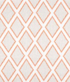 Shop Portfolio Brookhaven Coral Fabric at onlinefabricstore.net for $31.45/ Yard. Best Price & Service.
