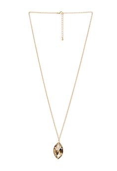 Prism of Love Pendant Necklace | FOREVER21 - 1000062623