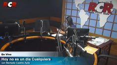 """Radio Caracas Radio: """"En vivo por rcr.tv #HoyNoEsUnDíaCualquiera con @marisary"""""""