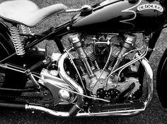 Crocker, what a bike.