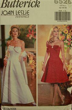 Cocktail Party Dress Designer Joan Leslie by patterntreasury, $22.95  LOVE! LOVE! LOVE!!!
