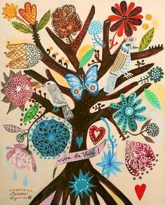 Thomas Merton, William Blake, Tree Of Life Art, Art Articles, Frames For Canvas Paintings, Floral Paintings, Affordable Wall Art, Cool Posters, Botanical Art