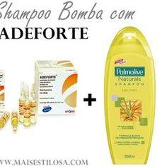 O Adeforte é umpolivitamínico composto pelas vitaminas A, D e E, e geralmente administrado oralmente, e ele tem uma fórmula bem oleosa! E...