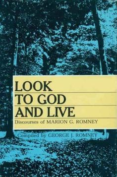 Look to God and Live - Kindle edition by Marion G. Romney. Religion & Spirituality Kindle eBooks @ Amazon.com.