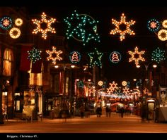 city christmas lights images | Christmas Lights/Decorations in your city - SkyscraperCity