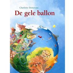 de gele ballon lemniscaat | ilovespeelgoed.nl