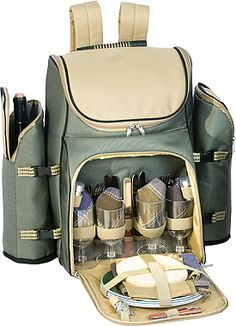 Time for a backpack picnic! #outdoors #hiking