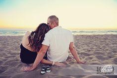 Beach Maternity Portraits | Nicole & Mike} Holland Beach Maternity Photographer « don{thao ...