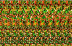 imagenes escondidas 3d - Buscar con Google