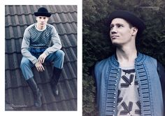 Photo/Styling: Alexandra Balisova Model: Viktor Balis