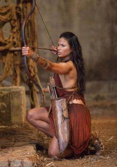 Archery - recurve. Gotta love recurves.