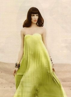 MSGM Plisse Dress