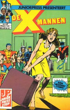 X-Mannen #17 Een X-Man Minder