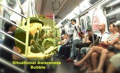 5 Drills For Situational Awareness | Modern Survival Blog