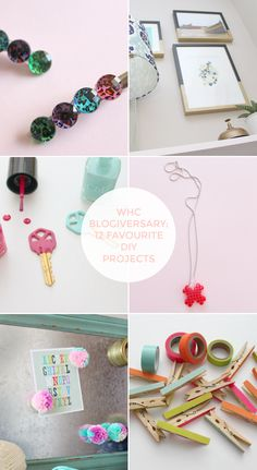 12 FAVOURITE DIY PROJECTS FROM THE WHC BLOG