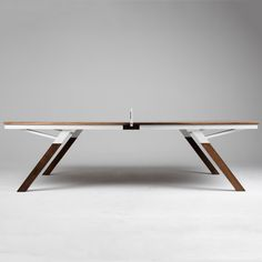 Woolsey Ping Pong Table Black Walnut