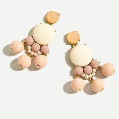 J.Crew: Fruit Salad Drop Earrings For Women J Crew Summer, Fruit Salad, Sale Items, Women's Earrings, Jewelry Accessories, Beaded Bracelets, Pearls, Crystals, Gold